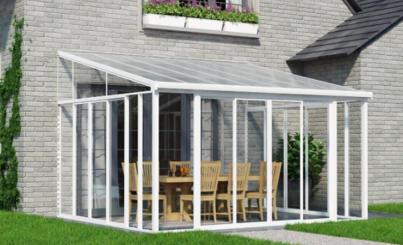 Common mistakes in the construction of the sunroom